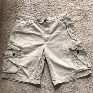 Aeropostale Men's Cargo Shorts Size 36